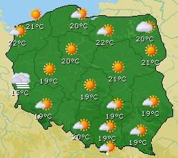 Pogodnie Pogoda Serwis Pogodowy